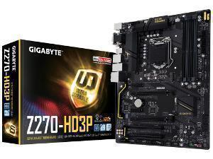 *Bstock - Manufacturer Refurbished* GIGABYTE Z270-HD3P Intel Z270 Socket 1151  ATX Motherboard