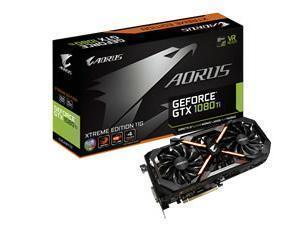 *B-stock item 90 days warranty*Gigabyte AORUS GeForce® GTX 1080 Ti Xtreme Edition 11G
