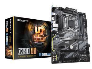 *B-stock item-90 days warranty*Gigabyte Z390 UD LGA 1151 Z390 Chipset ATX Motherboard