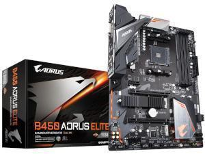 Gigabyte B450 AORUS ELITE AMD AM4 B450 Chipset ATX Motherboard