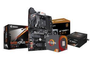 Gigabyte Aorus Motherboard and AMD Ryzen Build Bundle
