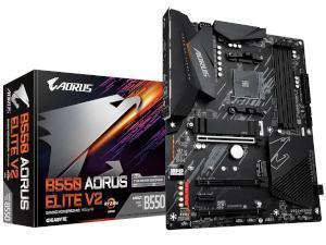 GIGABYTE B550 AORUS ELITE V2 AMD B550 Chipset Socket AM4 Motherboard