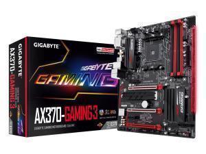 Gigabyte GA-AX370-Gaming 3 AMD AM4 X370 ATX Motherboard