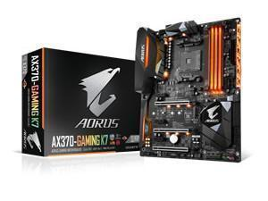 Gigabyte GA-AX370-GAMING K7 AM4 X370 Chipset ATX Motherboard