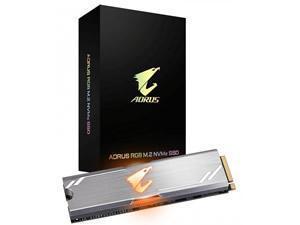 Gigabyte Aorus RGB M.2 NVMe SSD 512GB
