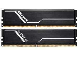 Gigabyte Classic Black 16GB 2x8GB DDR4 2666MHz Dual Channel Memory RAM Kit