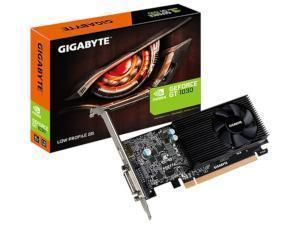 Gigabyte GT 1030 Low Profile 2G Graphics Card