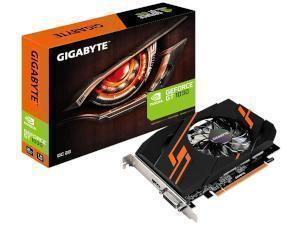 Gigabyte NVIDIA GeForce GT 1030 OC 2GB GDDR5 Graphics Card