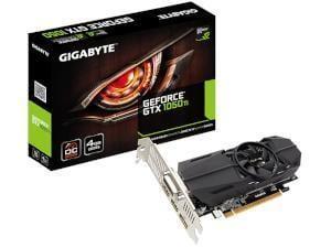 GIGABYTE NVIDIA GeForce GTX 1050 Ti OC Low Profile 4GB GDDR5 Graphics Card