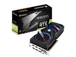 Gigabyte Aorus GeForce RTX 2060 Super 8GB Graphics Card