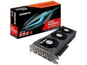 GIGABYTE AMD Radeon RX 6600 XT EAGLE 8GB GDDR6 Graphics Card