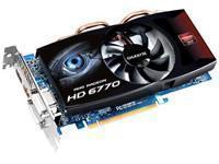 Gigabyte AMD Radeon HD 6770 OC 1024MB GDDR5