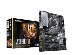 Gigabyte Z390 D LGA 1151 Z390 Chipset ATX Motherboard