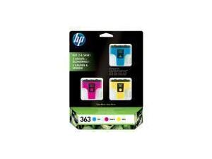 HP 363 Colour Ink Cartridge Multipack