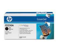 HP Color LaserJet CE250A Black Toner