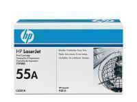 HP LaserJet CE255A Black Toner
