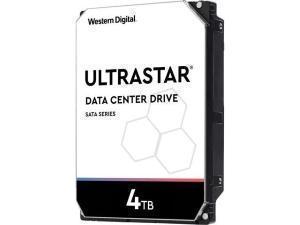 HGST Ultrastar DC HC310 4TB 3.5And#34; Data Center Hard Drive HDD