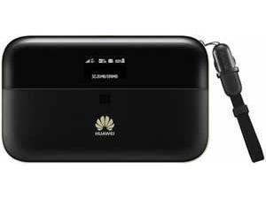 HUAWEI E5885Ls-93a 4Gplus Powerbank Mobile WiFi 2 Pro Router - Black