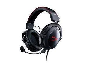 *Ex-display item-90 days warranty*HyperX Cloud Gaming Headset - 3.5mm