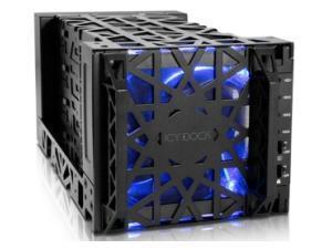 Icy Dock Black Vortex MB174U3S-4SB External JBOD Enclosure