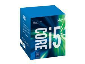 7th Generation Intel® Core™ i5 7600 3.5GHz  Socket LGA1151 Kaby Lake Processor - Retail
