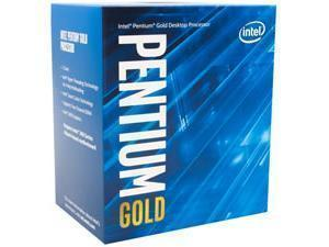 Intel Pentium Gold G5400 Dual Core Coffee Lake Desktop CPU/Processor