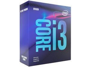 9th Generation Intel Core i3 9100 3.6GHz Socket LGA1151 CPU/Processor