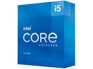 11th Generation Intel Core i5 11600K 3.90GHz Socket LGA1200 CPU/Processor
