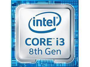 8th Generation Intel® Core™ i3 8100 3.6GHz Socket LGA1151 Coffee Lake Processor - OEM