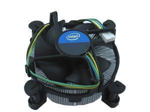 Intel Socket 1150/1155/1156 Copper Base/Aluminum Heat Sink Andamp; 3.5And#34; Fan w/4-Pin Connector for Intel up to 95W