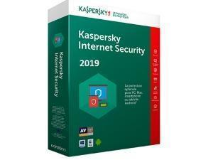 Kaspersky Internet Security 2019 - 10 Devices