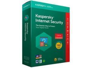 Kaspersky Internet Security 2018 - 5 Device, 1 Year - Full Packaged Product
