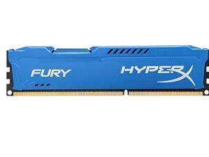 Kingston HyperX Fury Blue 8GB 1x8GB DDR3 PC3-14900 1866MHz Single Module