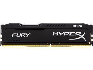 HyperX Fury Black 4GB 1x4GB DDR4 PC4-19200 2400MHz Single Module
