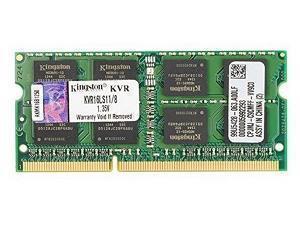 Kingston ValueRAM 8GB 1x8GB DDR3L PC3-12800 1600MHz SODIMM Module