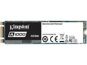 Kingston A1000 NVME 240GB Solid State Drive/SSD