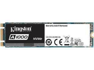 Kingston A1000 NVME 480GB Solid State Drive/SSD