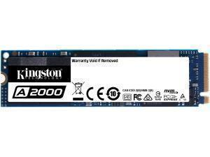 Kingston A2000 250GB NVME M.2 Solid State Drive/SSD