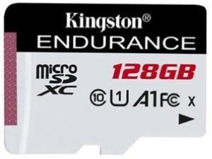 KIngston High Endurance 128GB MicroSD Memory Card