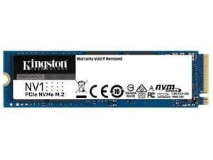 Kingston NV1 500GB NVME M.2 Solid State Drive/SSD