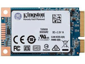 Kingston UV500 Series MSATA 240GB SATA 6Gb/s Internal Solid State Drive - Retail