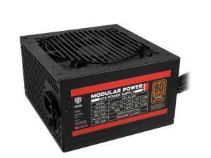*B-stock item - 90 days warranty*Kolink Modular Power 600W 80 Plus Bronze Modular Power Supply