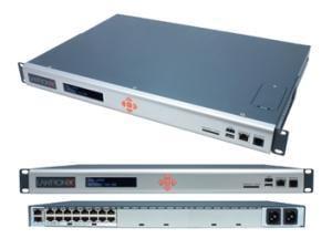 Lantronix SLC 8000 Advanced Console Manager - 16 Ports RJ45, Dual AC Supply
