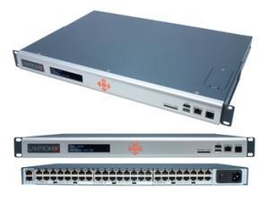 Lantronix SLC 8000 Advanced Console Manager - 48 Ports RJ45, Single AC Supply