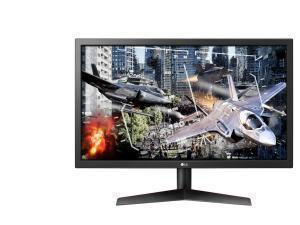 LG UltraGear 24GL600F 24And#34; LED LCD 144Hz Gaming Monitor
