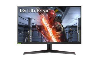 LG UltraGear 27GN800-B 27And#34; QHD, IPS 1ms, 144Hz  Gaming Monitor
