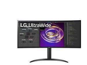 LG 34WP85C 34 21:9 Curved UltraWide™ QHD IPS  Monitor