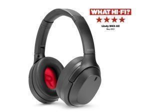 Lindy BNX-80 Wireless Hybrid Noise Cancelling Headphones