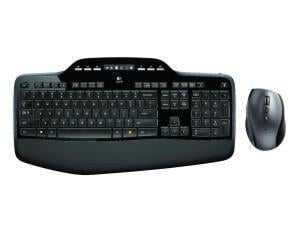 Logitech MK710 Desktop - Wireless Keyboard And Mouse Combo