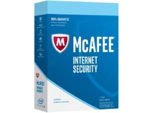McAfee Internet Security - 1 Device, 1 Year